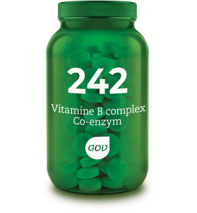242 Vitamine B complex co enzym