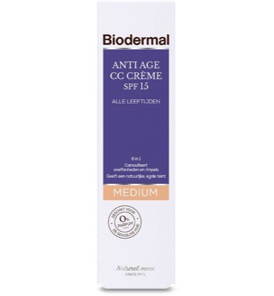 Biodermal Anti Age CC Cr
