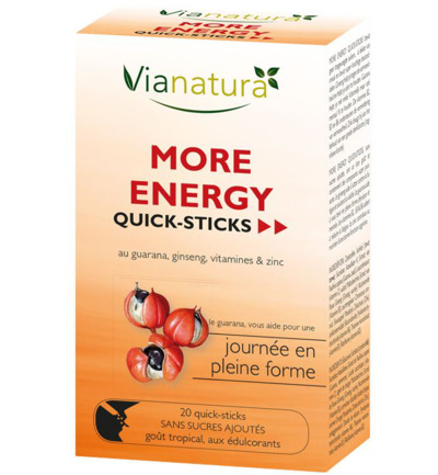 More energy sticks