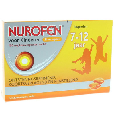 100 mg kinder kauw