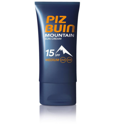 Mountain cream SPF15
