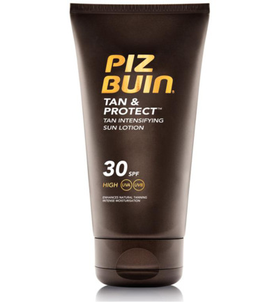 Tan & protect lotion SPF30
