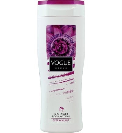 In shower bodylotion extravagant