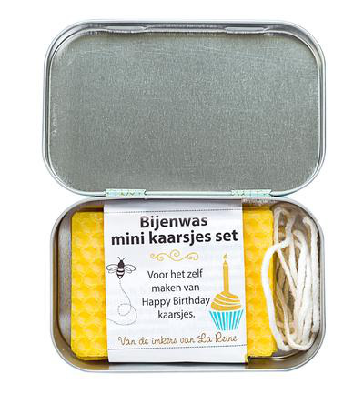 Do it yourself mini candle kit