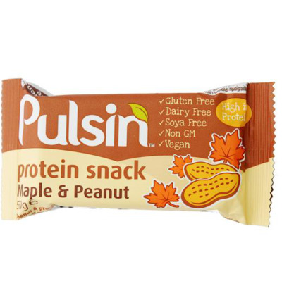 Protein snack maple & peanut