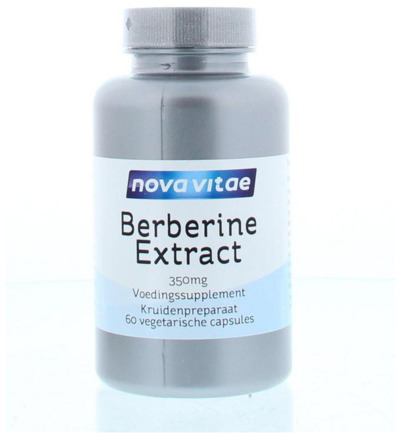 Berberine HCI extract 350 mg