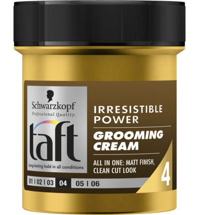Taft Taft Irresistible Grooming Cr@ 130ml