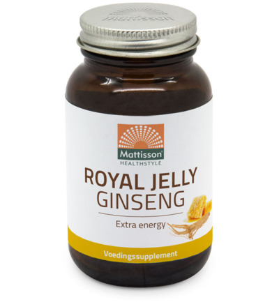 Ginseng+ royal jelly