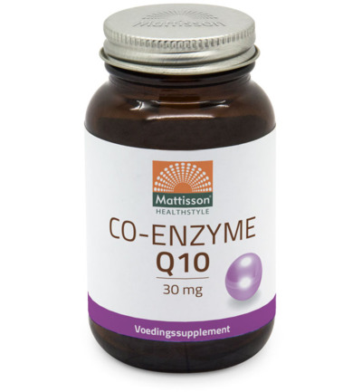 Co enzyme Q10 30 mg
