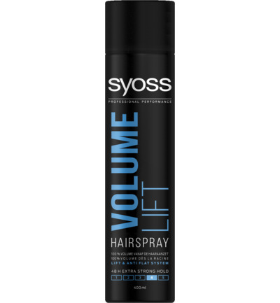 Volume Lift Haarspray 400ml