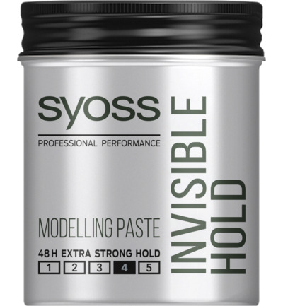 Styling invisible hold paste
