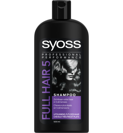 Full Hair 5 shampoo