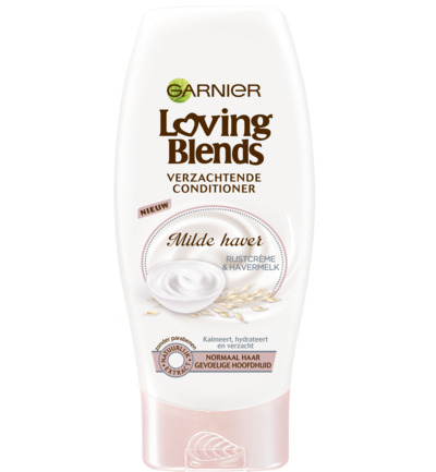 Loving blends conditioner milde haver