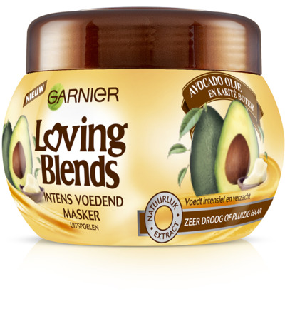 Loving blends mask avocado karite