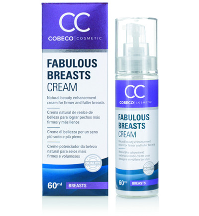 Afbeelding van Cobeco Cosmetic Fabulous Breasts Cream 60ml