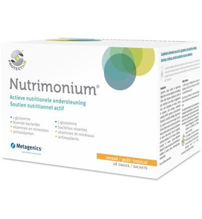 Nutrimonium tropical