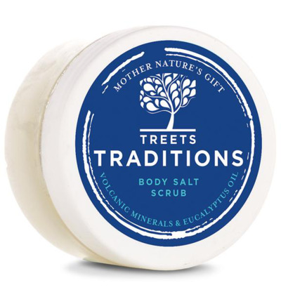 Revitalising ceremonies salt scrub mini