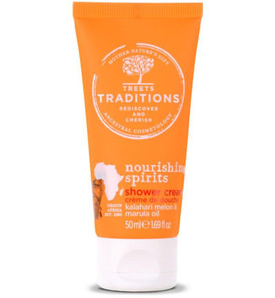 Nourishing spirits shower cream mini