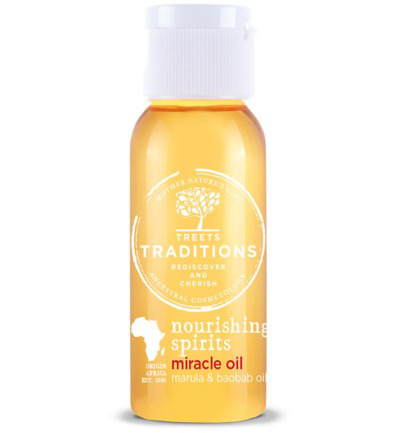 Nourishing spirits miracle oil mini