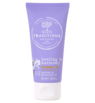 Healing in harmony shower gel mini
