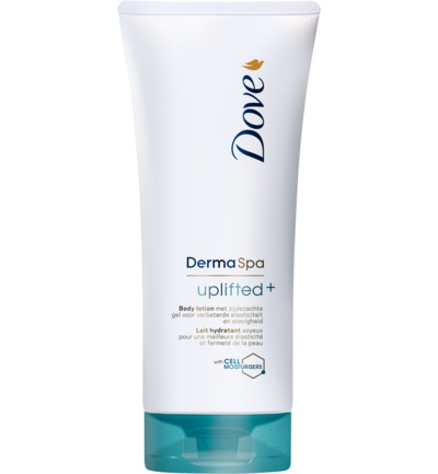 Derma spa body lotion uplifted