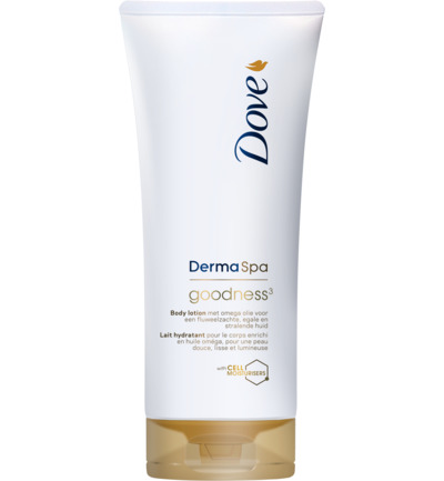 Derma spa body lotion goodness