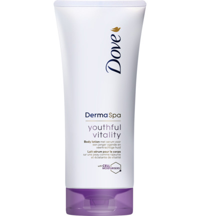 Derma spa lotion youthful vitality