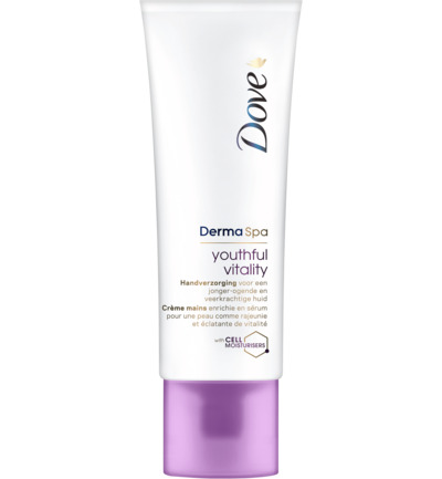 Derma spa hand treatment youthful vitality