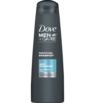 Shampoo men+ care antiroos