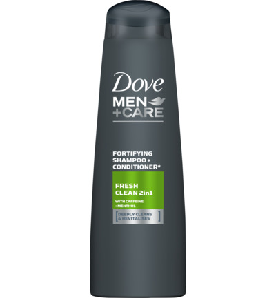Men+ fresh clean 2 in 1
