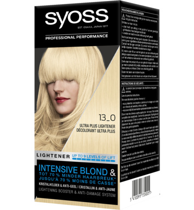 Blond 13-0 Ultra Plus Lightener Haarverf