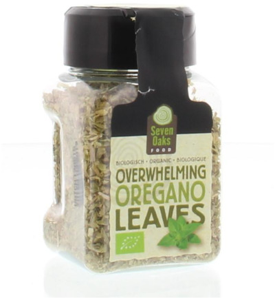 Overwhelming oregano leaves bio