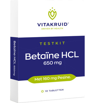 Betaine HCL testkit