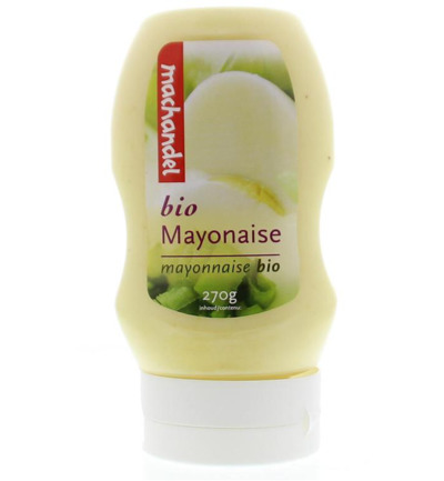 Mayonaise knijpfles