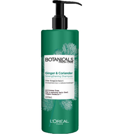Botanicals strength shampoo