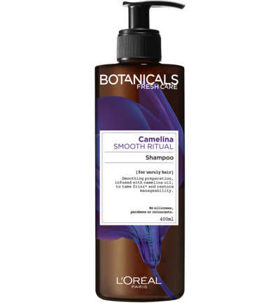 Botanicals smooth ritual shampoo