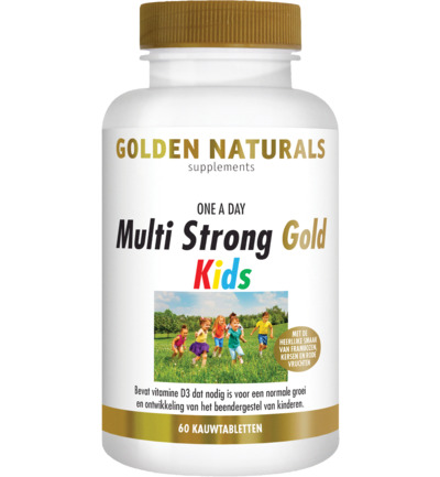 Multi strong gold kids