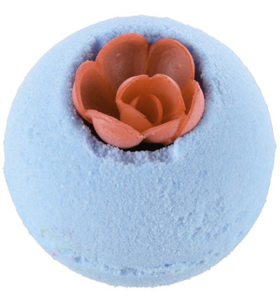 Bath ball darling flower