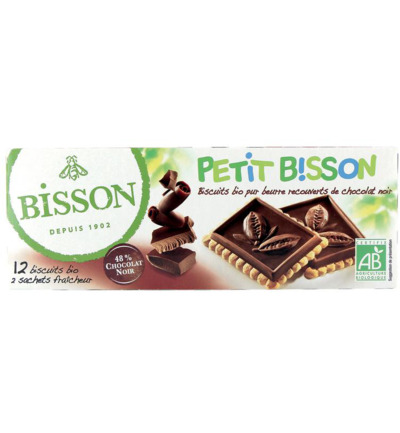 Theebiscuit pure chocolade