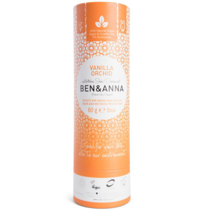 Deodorant vanilla orchid push up