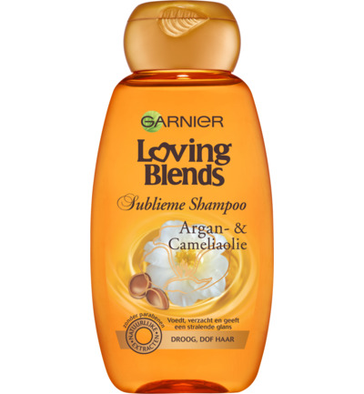 Loving blends shampoo argan & camelia olie