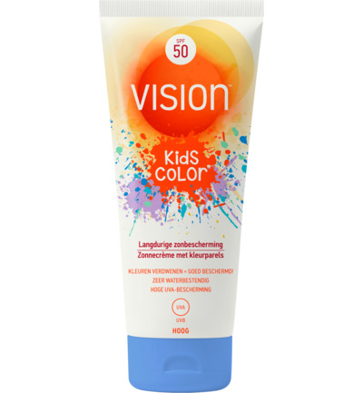 Kids color SPF50