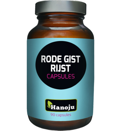Rode rijstgist extract 450 mg