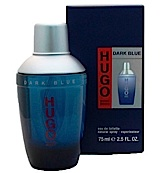 Dark blue eau de toilet vapo men
