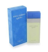 Light blue eau de toilette vapo female