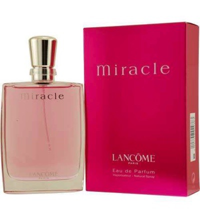 Miracle eau de parfum vapo female