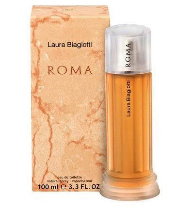Roma eau de toilet vapo female