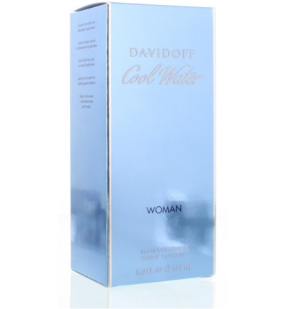 Cool water woman bodylotion
