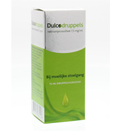 Dulcodruppels 7 mg/ml
