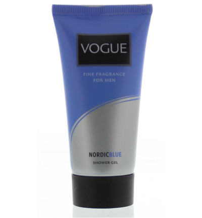 Men ff douche nordic blue